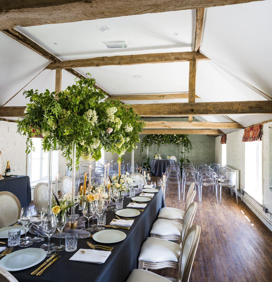 Weddings in the barn